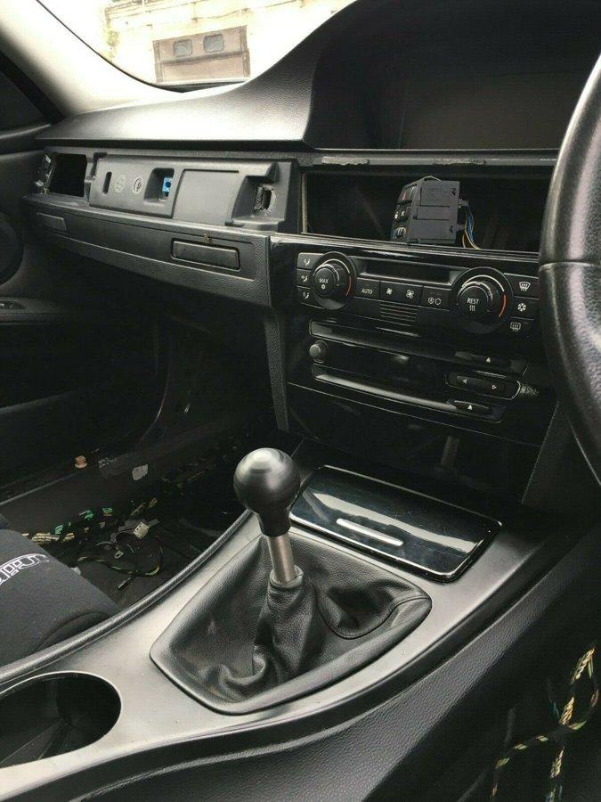 ADJUSTABLE BMW SHORT SHIFTER